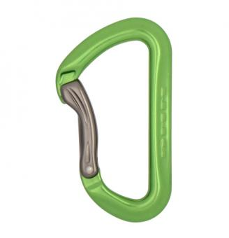 DMM Aero Bent Gate Green - Karabiner