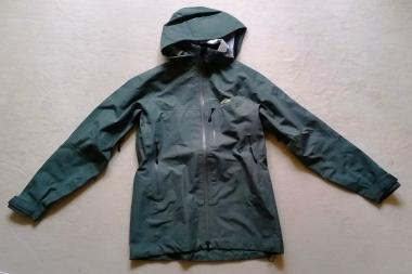 GOLITE McKenzie Reflexion® 4-Layer Hardshell Jacket green - Damenjacke