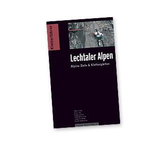 PANICO Kletterführer Lechtaler Alpen
