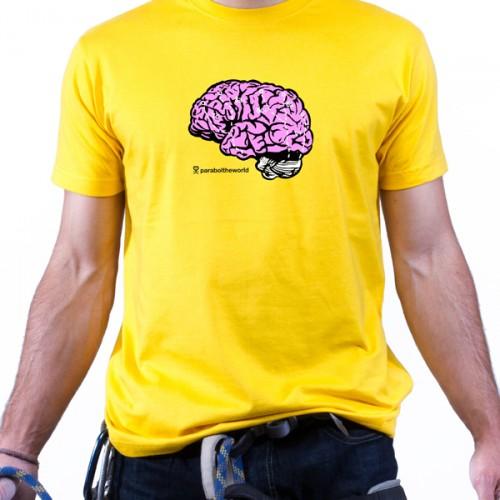 PARABOLTHEWORLD Brain - Tshirt