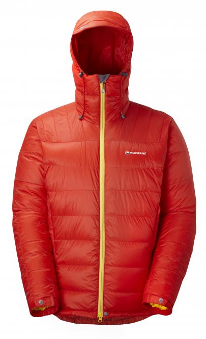 MONTANE Black Ice Jacket - Daunenjacke