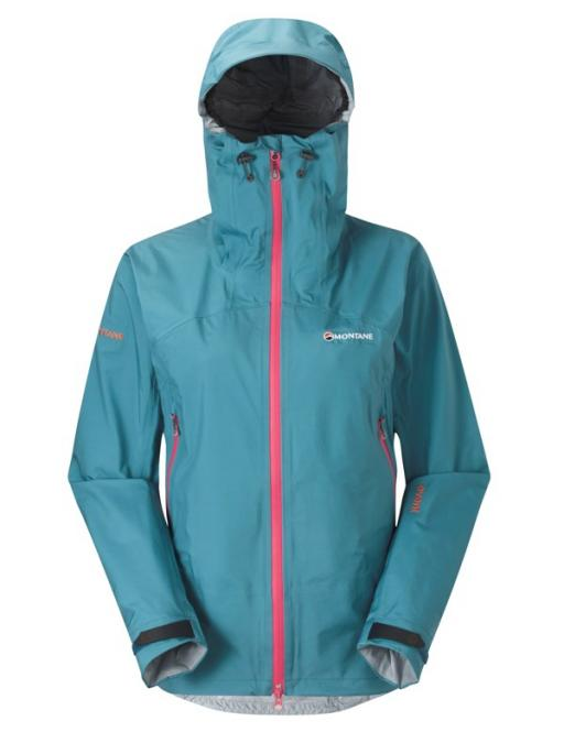 MONTANE Women's Direct Ascent Jacket - Hardshelljacke