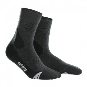 CEP Outdoor Merino Mid-Cut Socks Woman